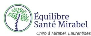 Équilibre Santé Mirabel, chiro dans les Laurentides